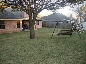 Back Yard - S. Smith
