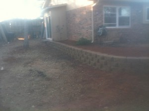 Pave Stone Finished Side View